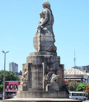 Maputo city tour with mabeco tours a travel agency in Mozambique